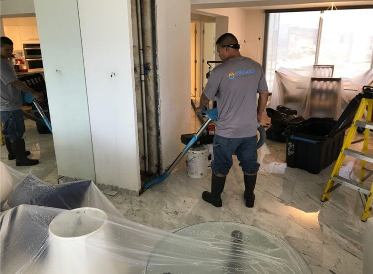water damage restoration calgary