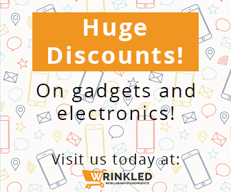 Huge Gadgets and Electronic Discounts