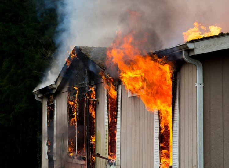 Hire Fire Damage Restoration Company
